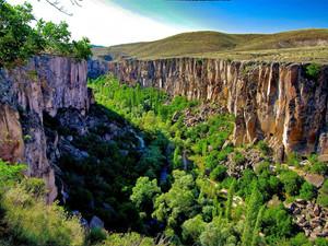 Долина Ихлара в Каппадокии