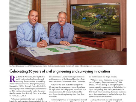 Central Penn Business Journal Business Profile