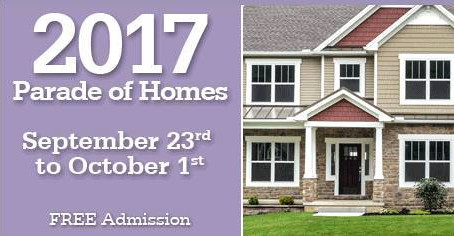 Home Builders Association of Metro Harrisburg's Parade of Homes Starts Tomorrow!
