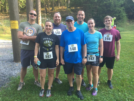 RJ Fisher Participates in Diakon Outdoor Challenge Charity 5k