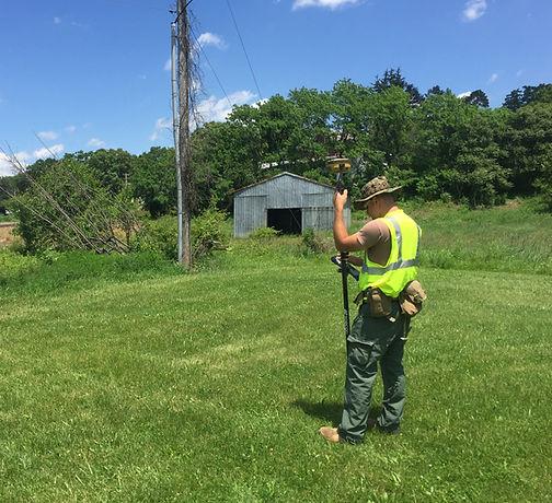 RJ Fisher Land Surveying Harrisburg PA
