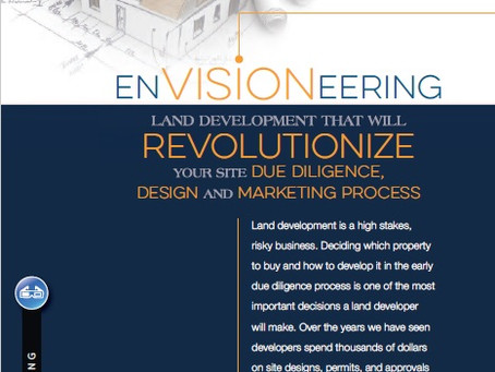 EnVISIONeering Featured Article in Commercial Real Estate Review