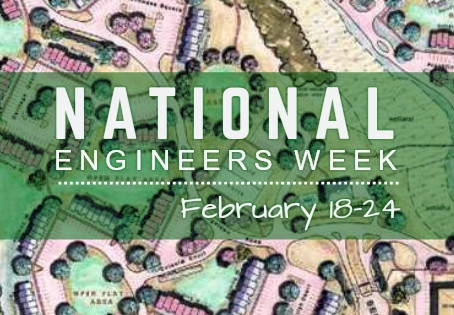 RJ Fisher Celebrates National Engineers Week!