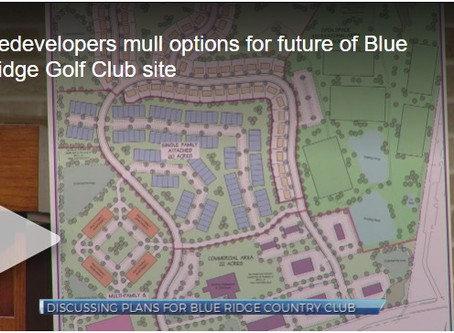 ABC27 News Coverage - Blue Ridge Country Club Future Plans