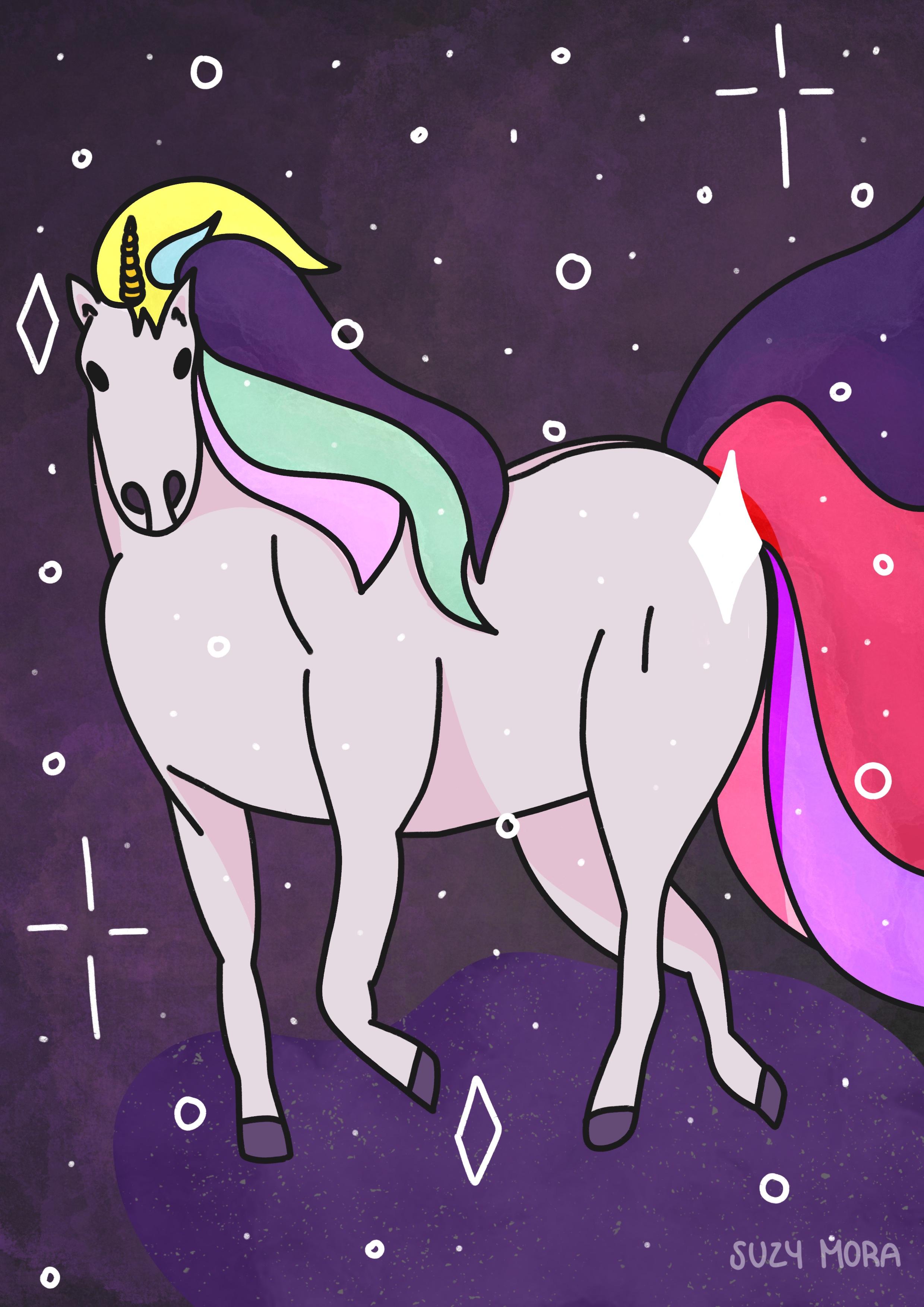 Universe unicorn
