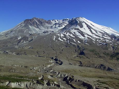Mount St. Helen's
