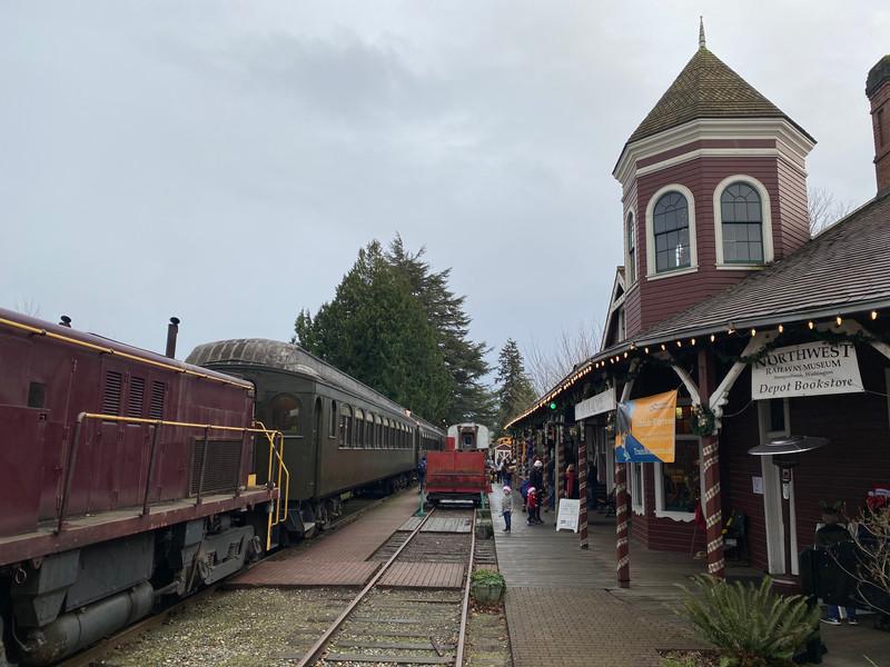 Snoqualmie Railroad Museum