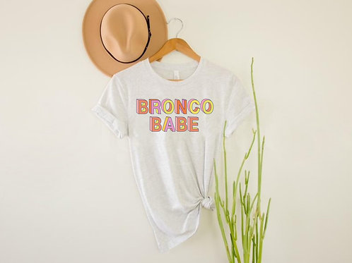 Bronco Babe T-Shirt
