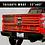 Thumbnail: Distressed Flag Tailgate Wrap