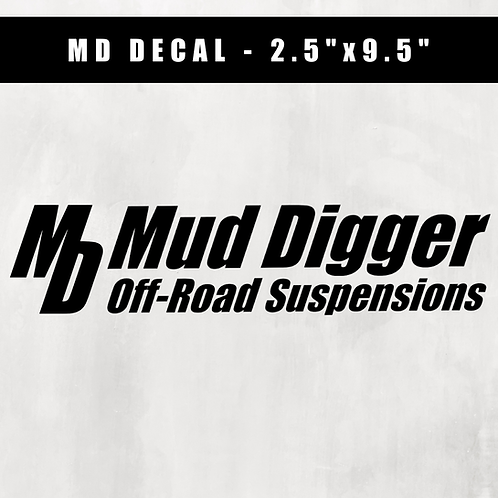 MD Decal