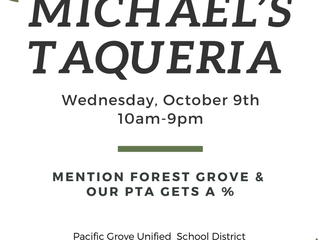 Dine out at Michael's Taqueria!