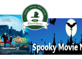 Join us - Pre-Halloween Dinner and Movie