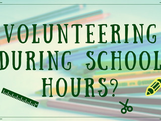 Volunteering in the Classroom?