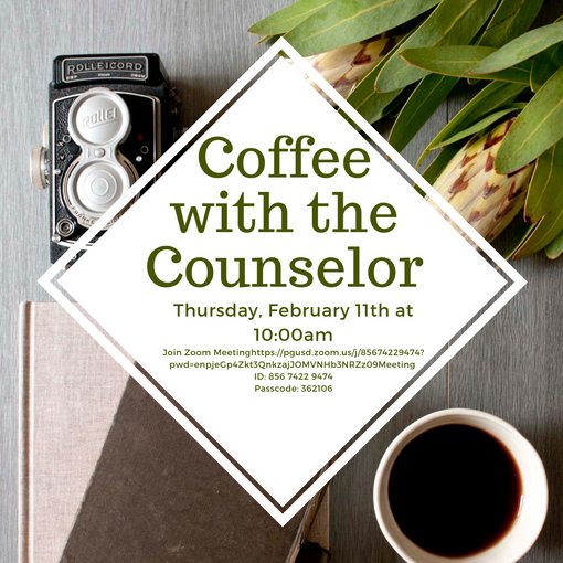 Coffee with the Counselor