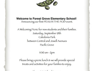 Peas in a Pod - Welcome to Forest Grove!