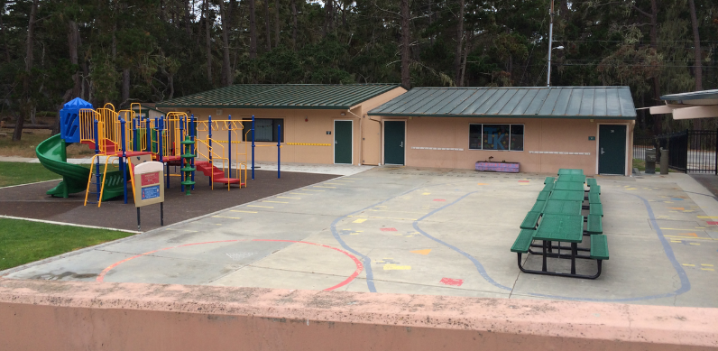 Forest Grove Kindergarten Playground