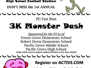3K Monster Dash - October 31st