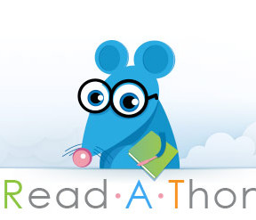 Read-a-thon is ON: 9/8 - 9/19!
