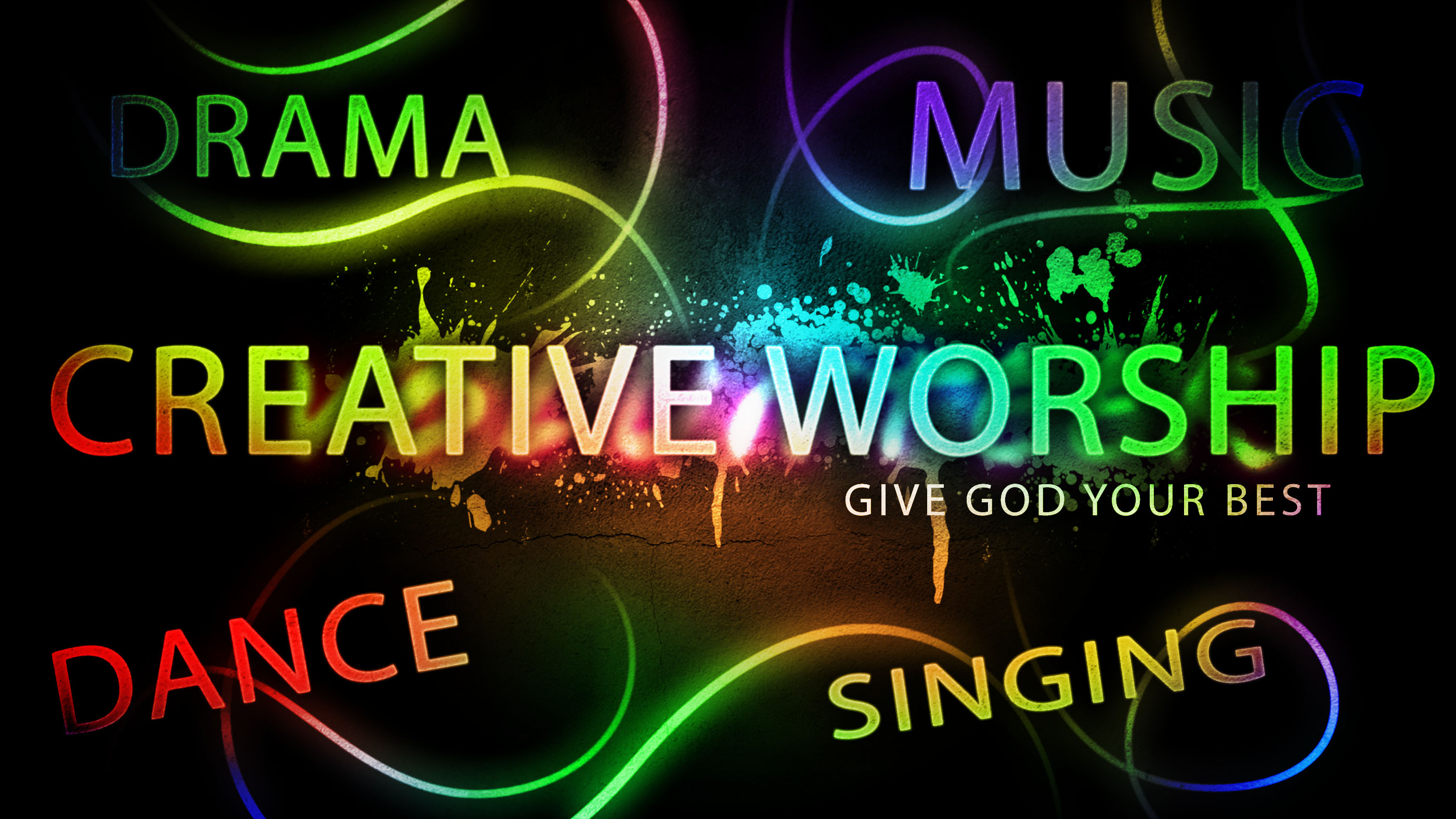 Creative Worship