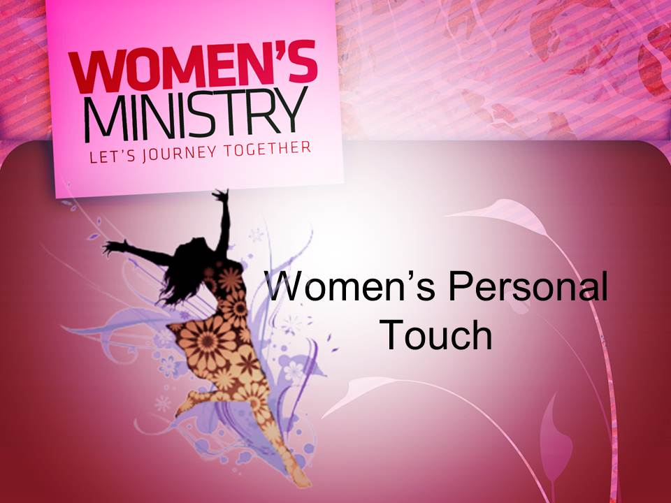 Women's Personal Touch