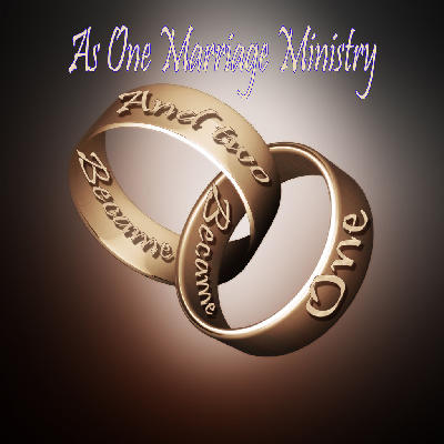 """AS ONE"" Marriage Ministry"