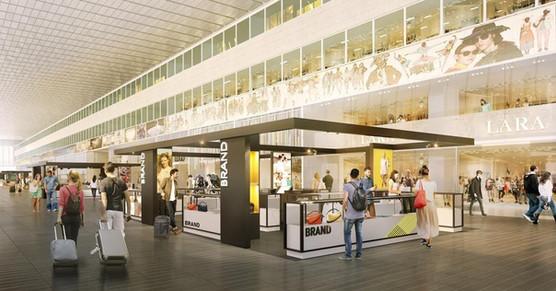 Unità Retail in StazioniFerroviarie