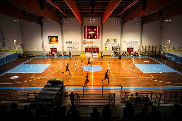 Bruno Raschi Sports Arena