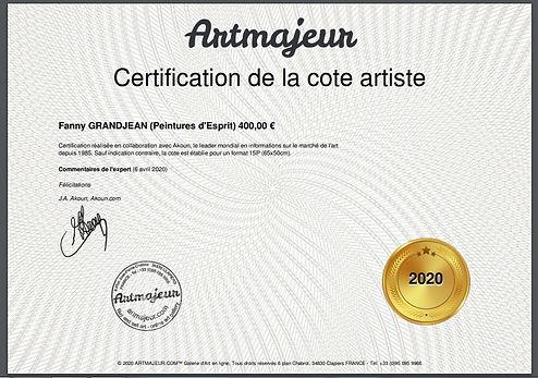 côte - Akoun - 2020