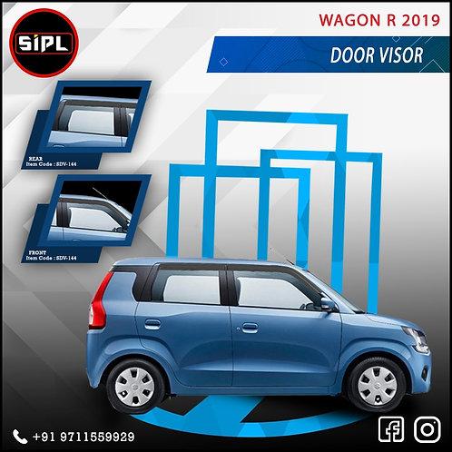 WagonR 2019 Door Visor