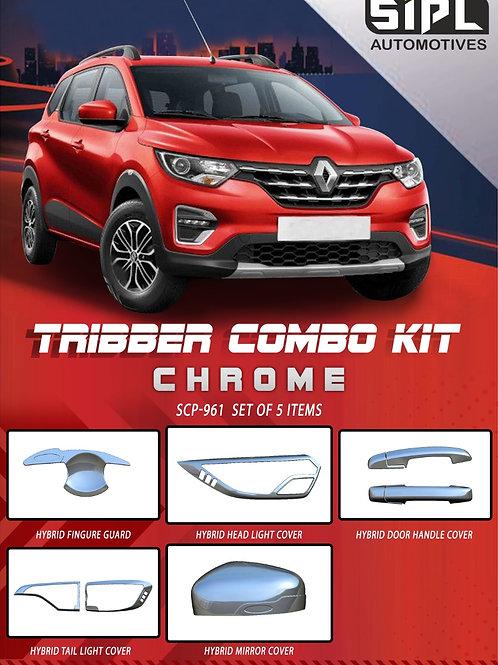 Triber Chrome Combo  Pack (S/O/5)