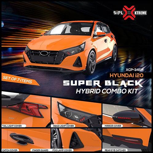 Hyundai i20 2020 Super Black Kit S/O/7