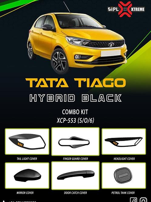 Tiago 2020 Dual Black Kit (S/O/6)