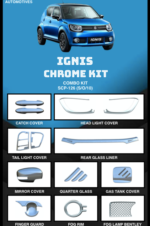 Ignis Chrome Kit (S/O/10)