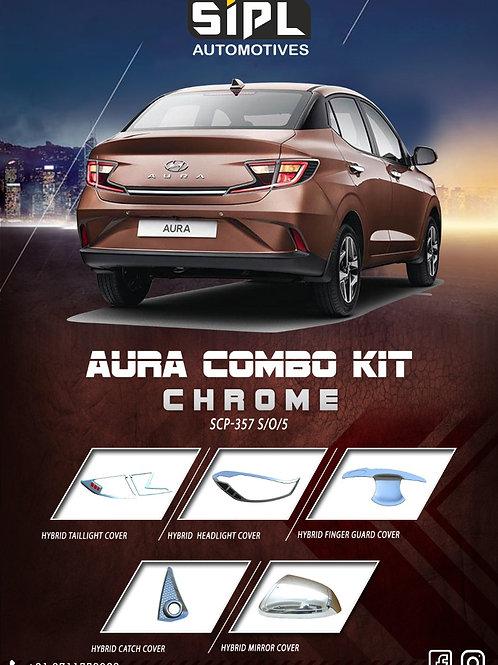Aura Chrome Combo (S/O/5)