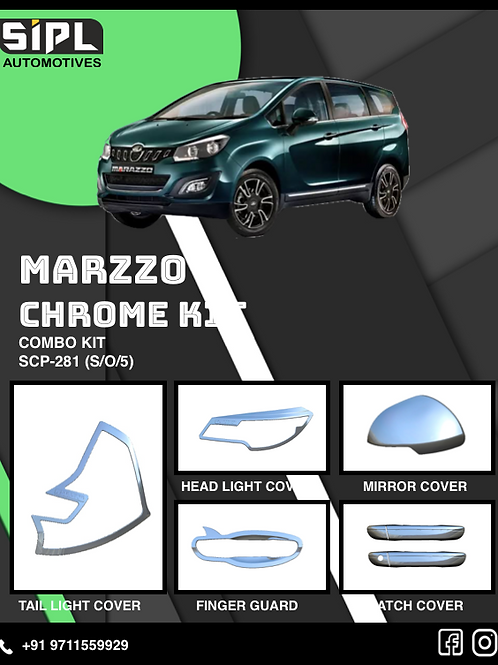 Marazzo Chrome Kit (S/O/5)