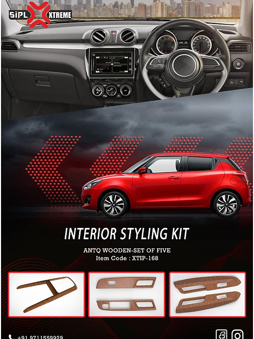 Swift 2018/dzire 2017 Interior Styling Kit