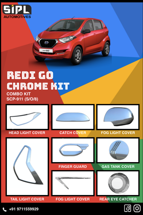 Redi Go Chrome Kit (S/O/8)
