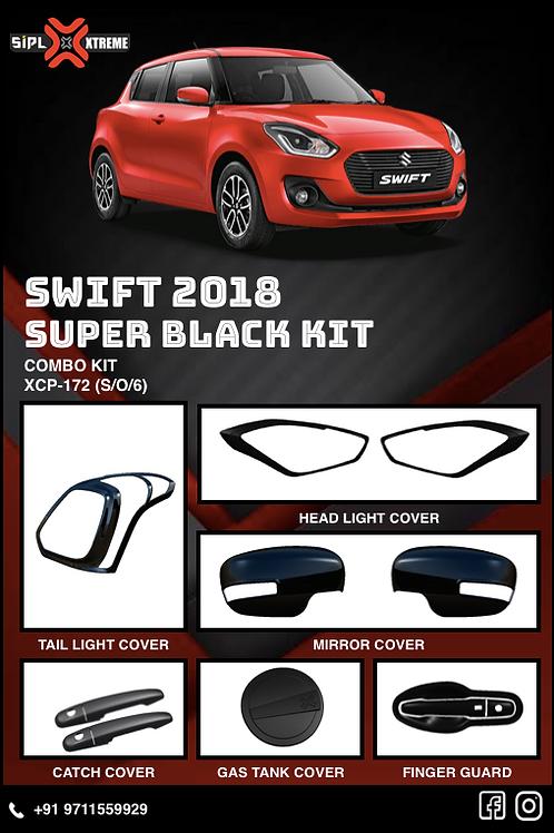 Swift 2018 Super Black Kit (S/O6)