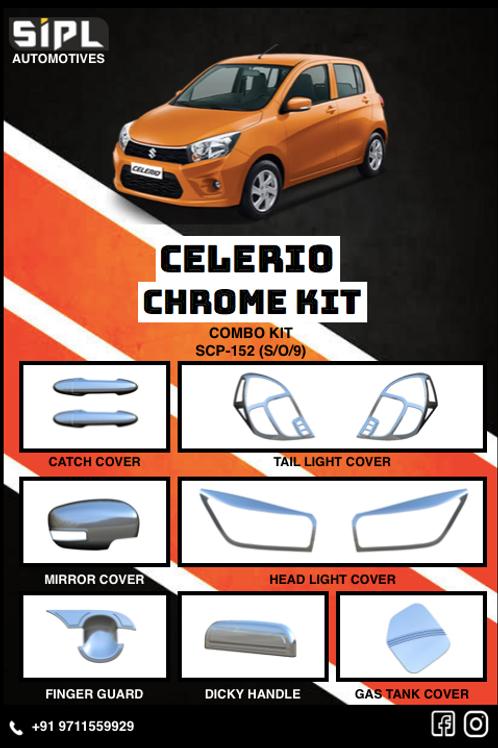 Celerio Chrome Kit (S/O/7)