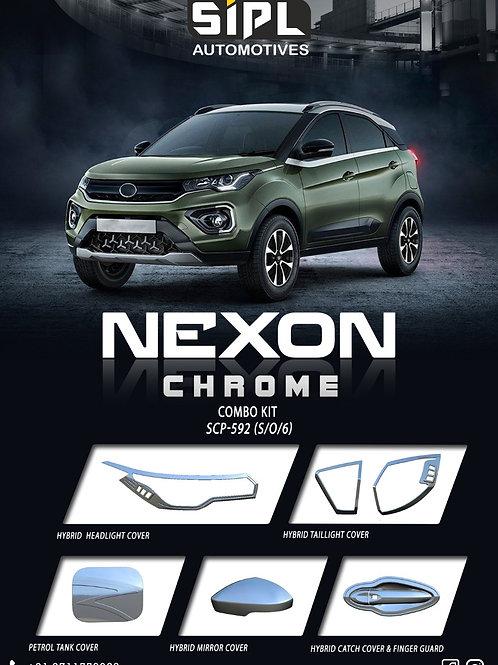 Nexon 2020 Chrome Combo Kit (S/O/6)