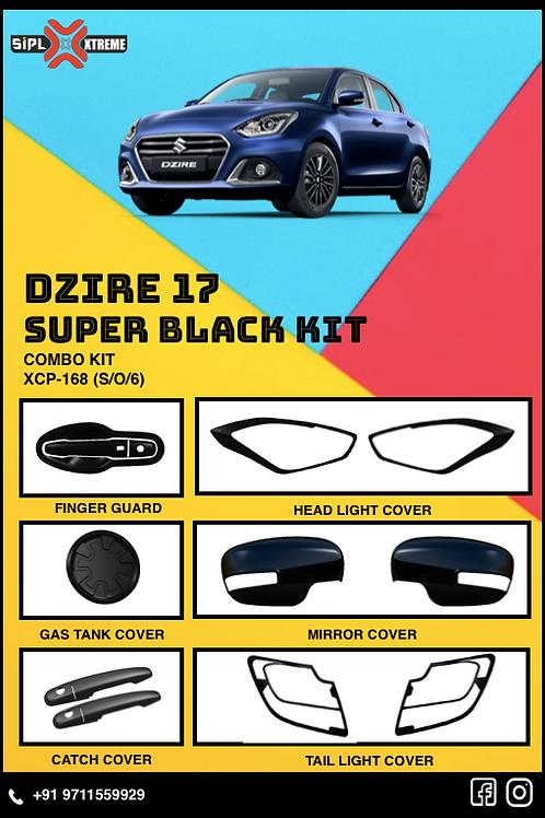 Dzire 2017-20 Super Black Kit (S/O/6)
