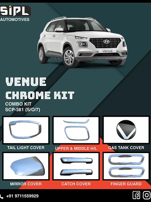 Venue Chrome Kit (S/O/7)