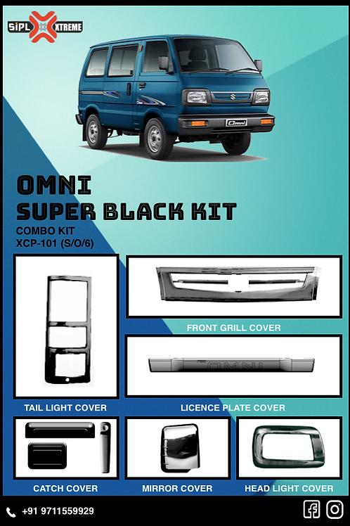 Omni Super Black Kit (S/O6)