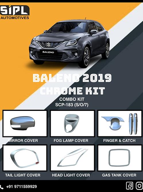 Baleno 2019 Chrome Kit (S/O/7)