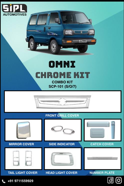 Omni Type-3 Chrome Kit (S/O/7)