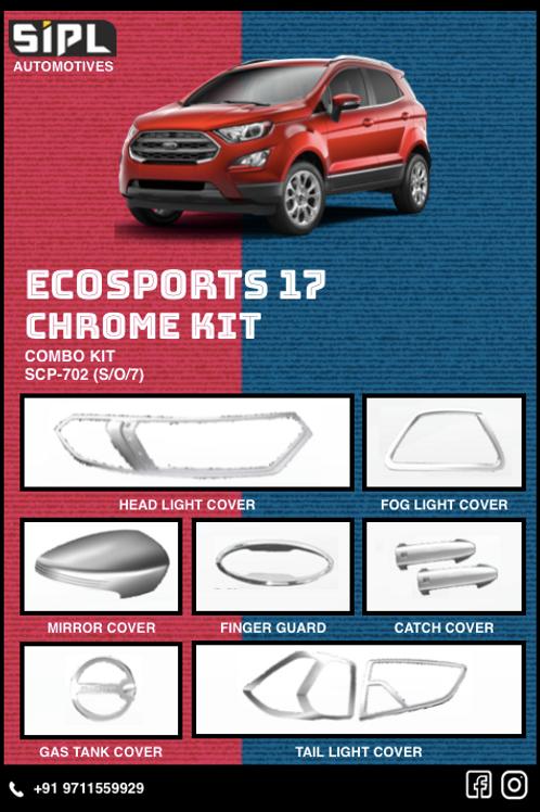 Ecosports 2014 Chrome Kit (S/O/7)