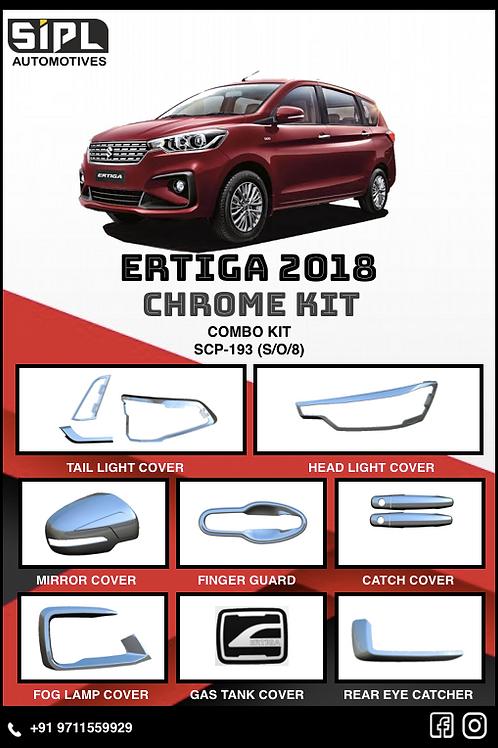 Ertiga 2018 Chrome Kit (S/O/8)