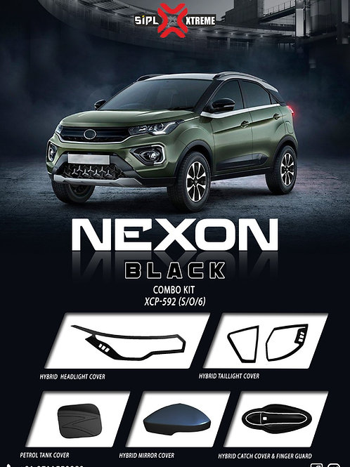 Nexon 2020 Super Black Kit (S/O/6)