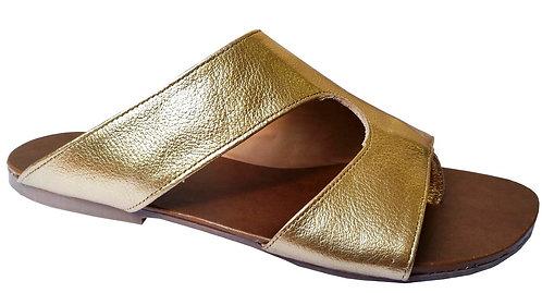 Modelo 683 sandália feminina em couro