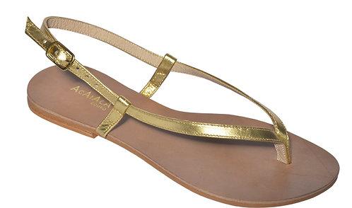 Modelo 621 sandália feminina em couro